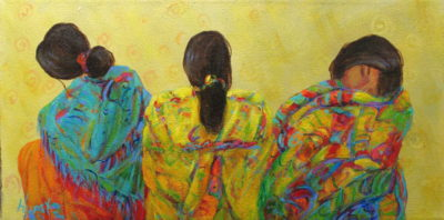 Three Graces 2 Marilyn Hurst