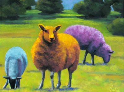 Three Parties for Ewe - Julia Lucich