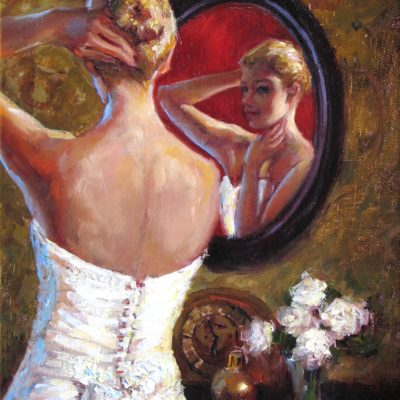 Through the Looking Glass - Catherine Marchand