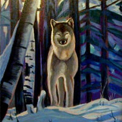 Timber Wolf Bern Will Brown
