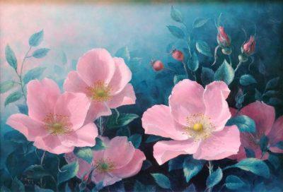 To a Wild Rose - Elsie Baer