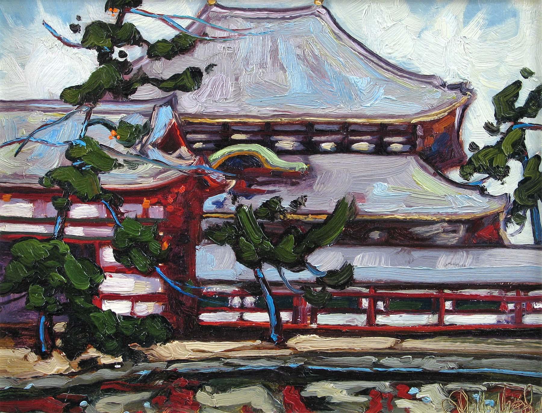 Todai-ji Temple - Dominik Modlinski