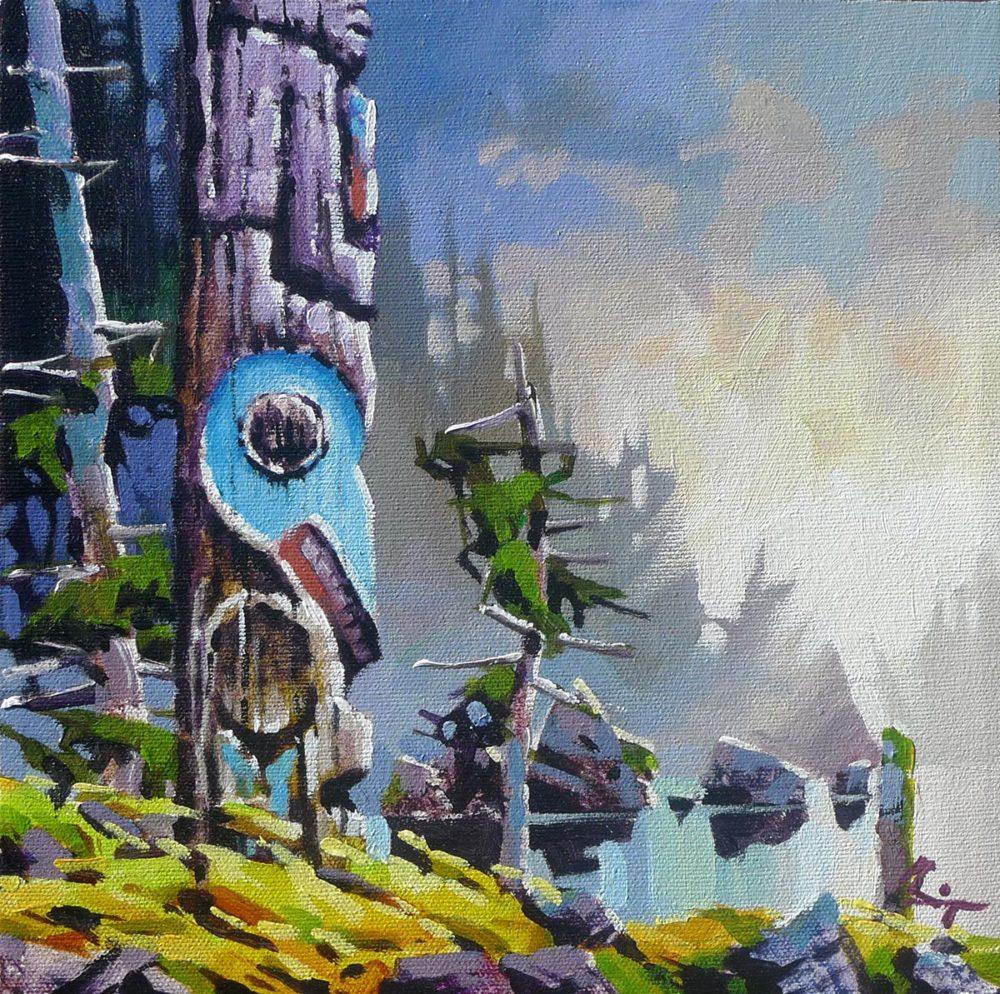 Totem - Bi Yuan Cheng