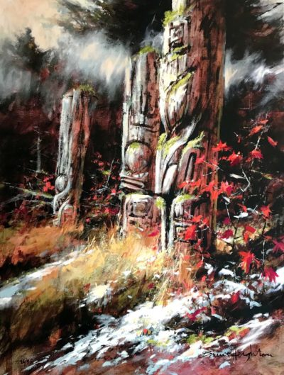 Totems - Brent Heighton