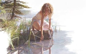 Touched by the Beauty - Steve Hanks