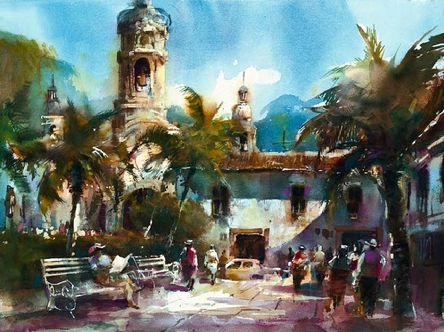 Town Square Brent Heighton