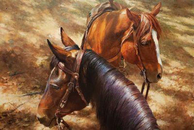 Trail Buddies - Bonnie Marris