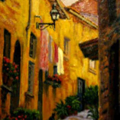 Tuscan Street Charles White