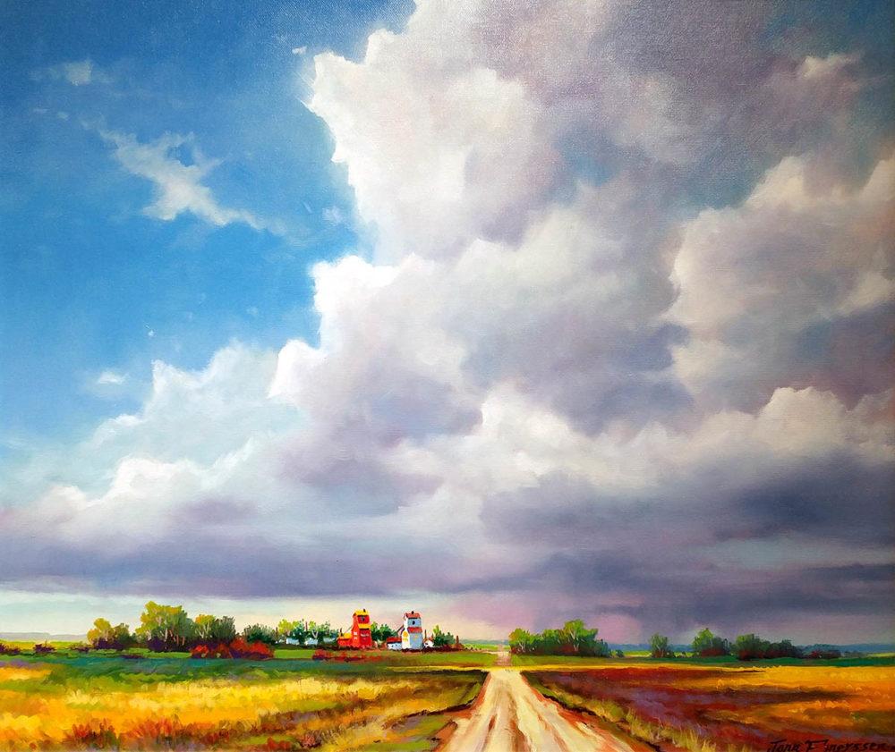 Under the Big Sky - Jonn Einerssen