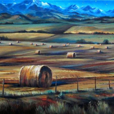 Under The Harvest Moon Jonn Einerssen