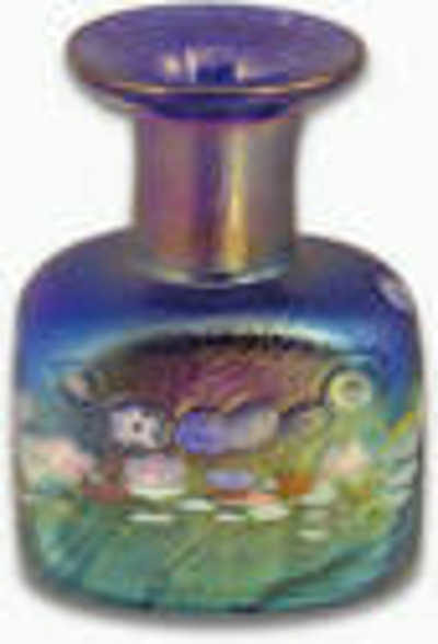 Vase Meadow Flat Flask (3 Inches) Robert Held