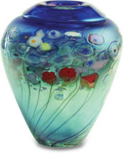 Vase Meadow Ginger Pot (5 Inches) Robert Held