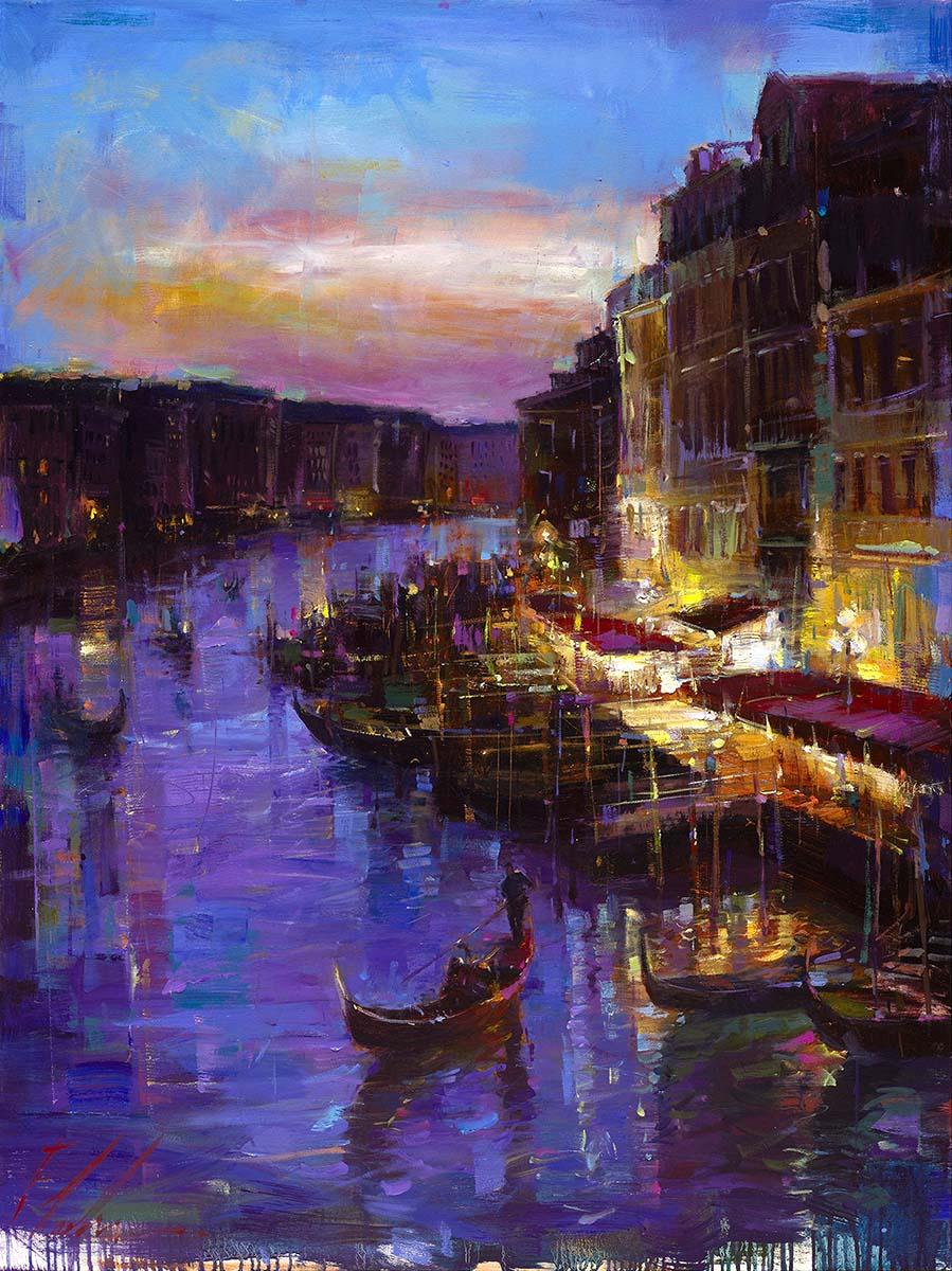 Venetian Lights - Michael Flohr