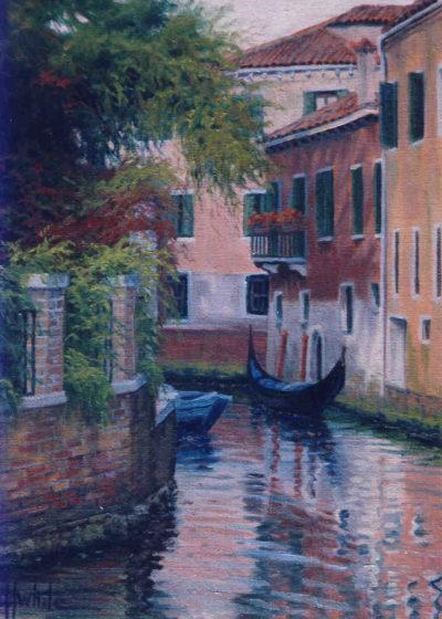 Venetian Siesta Charles White