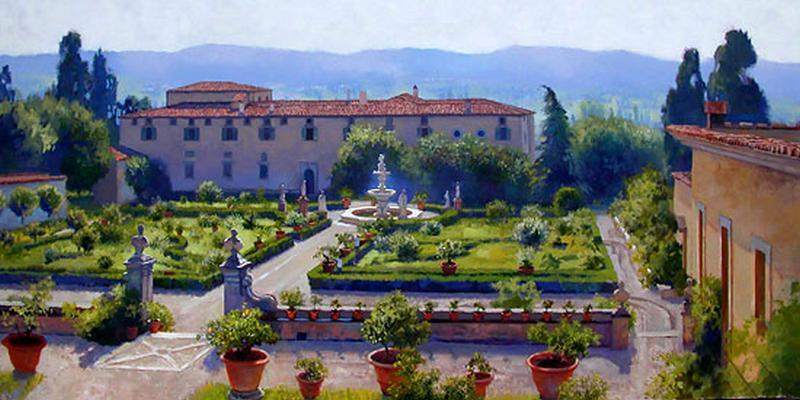 Villa Di Castello June Carey