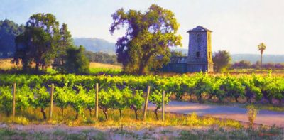 Vineyard Tankhouse June Carey