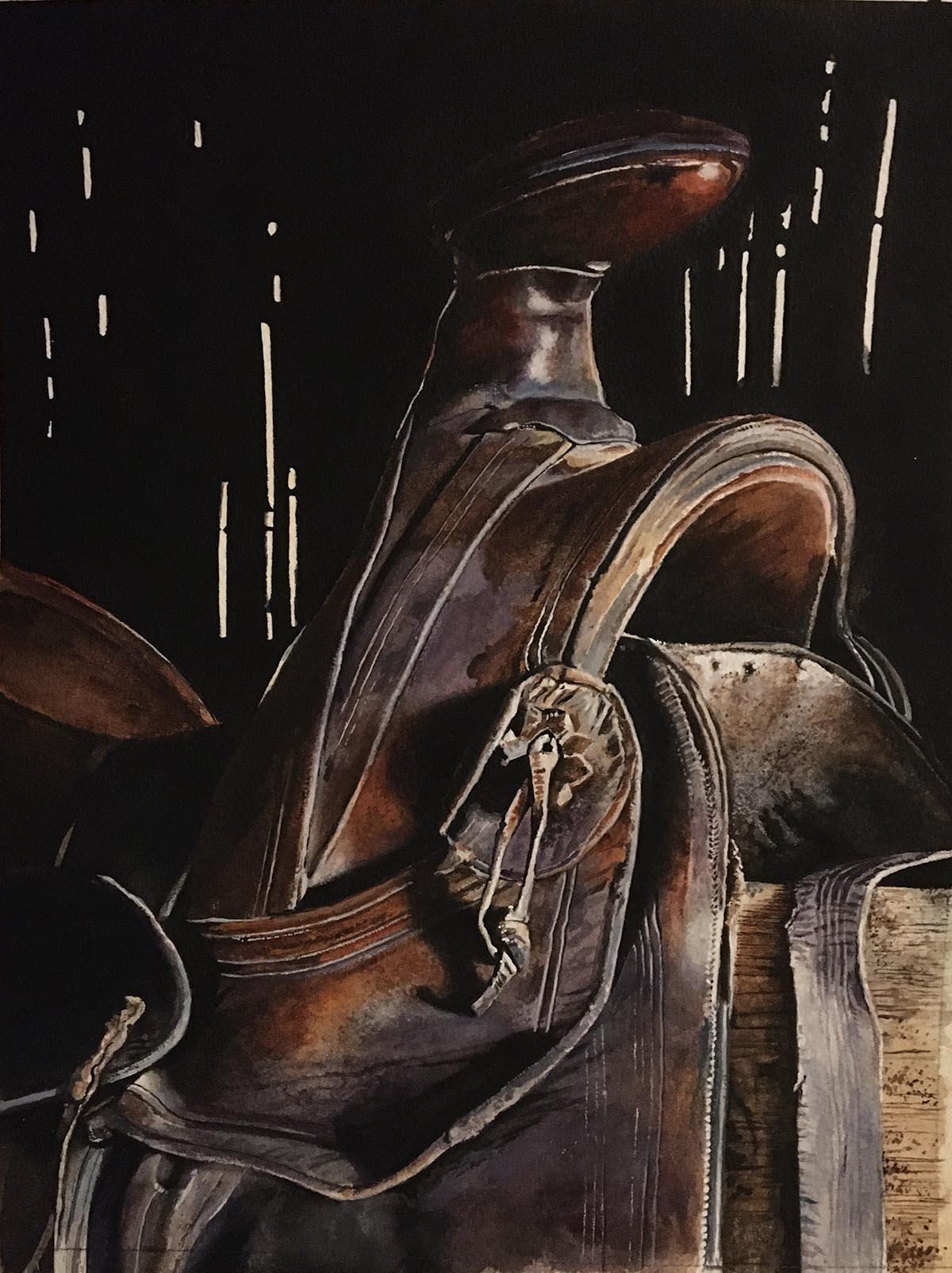 Vintage Leather - John Zacharias