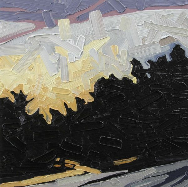 Warm Evening 3 - David Grieve