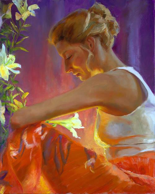 Warm Glow Michelle Murray
