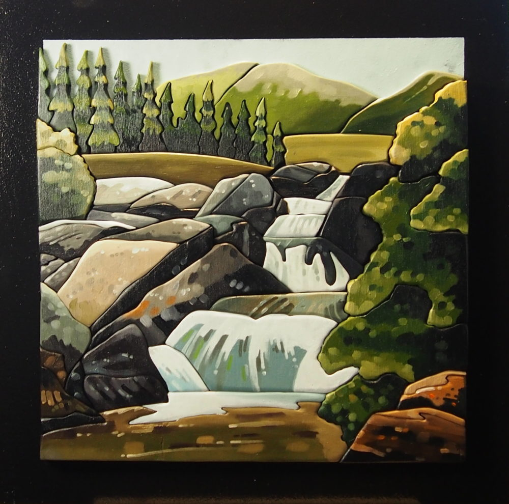 Waterfall - Mark Farand