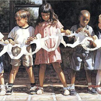 We Are Bound Together Steve Hanks