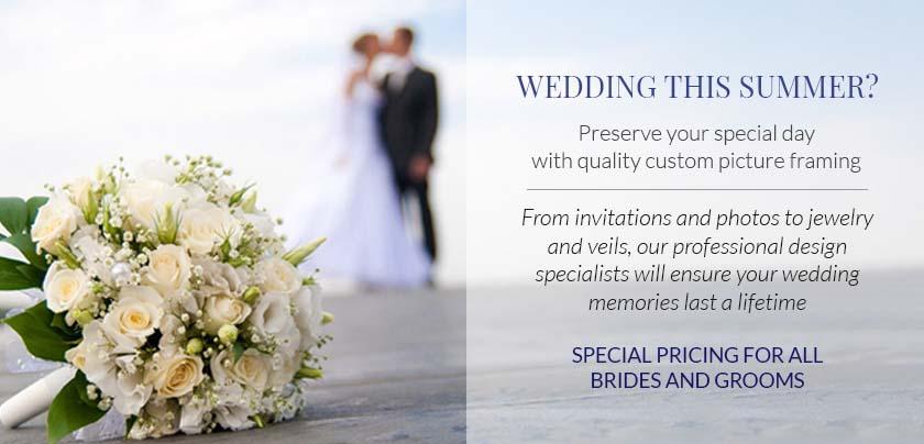 Wedding Framing Special