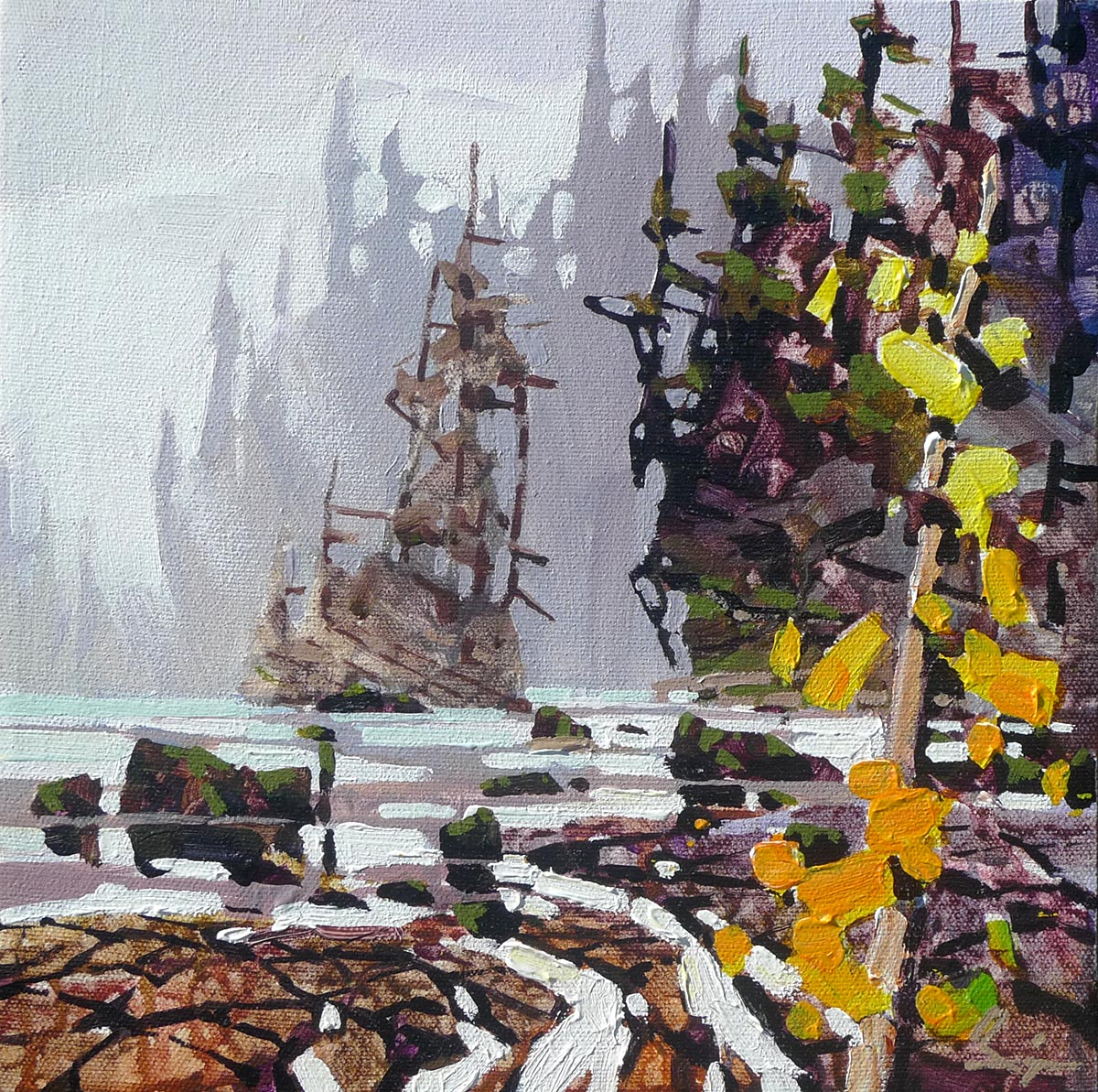 West Coast Rocky - Bi Yuan Cheng