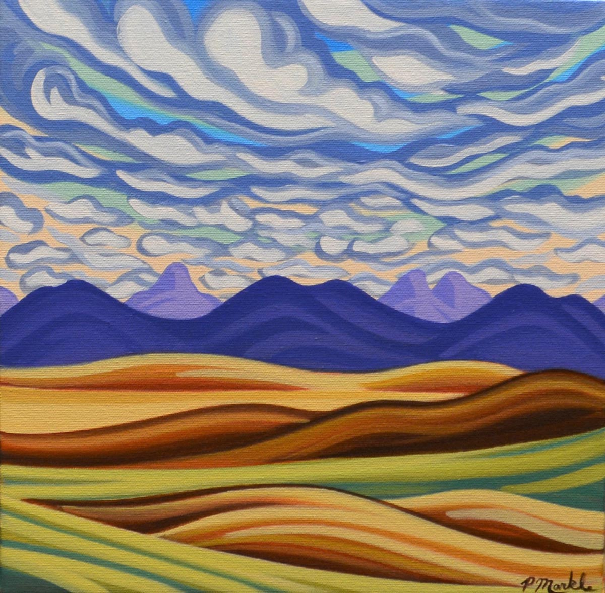 Western Wind - Patrick Markle