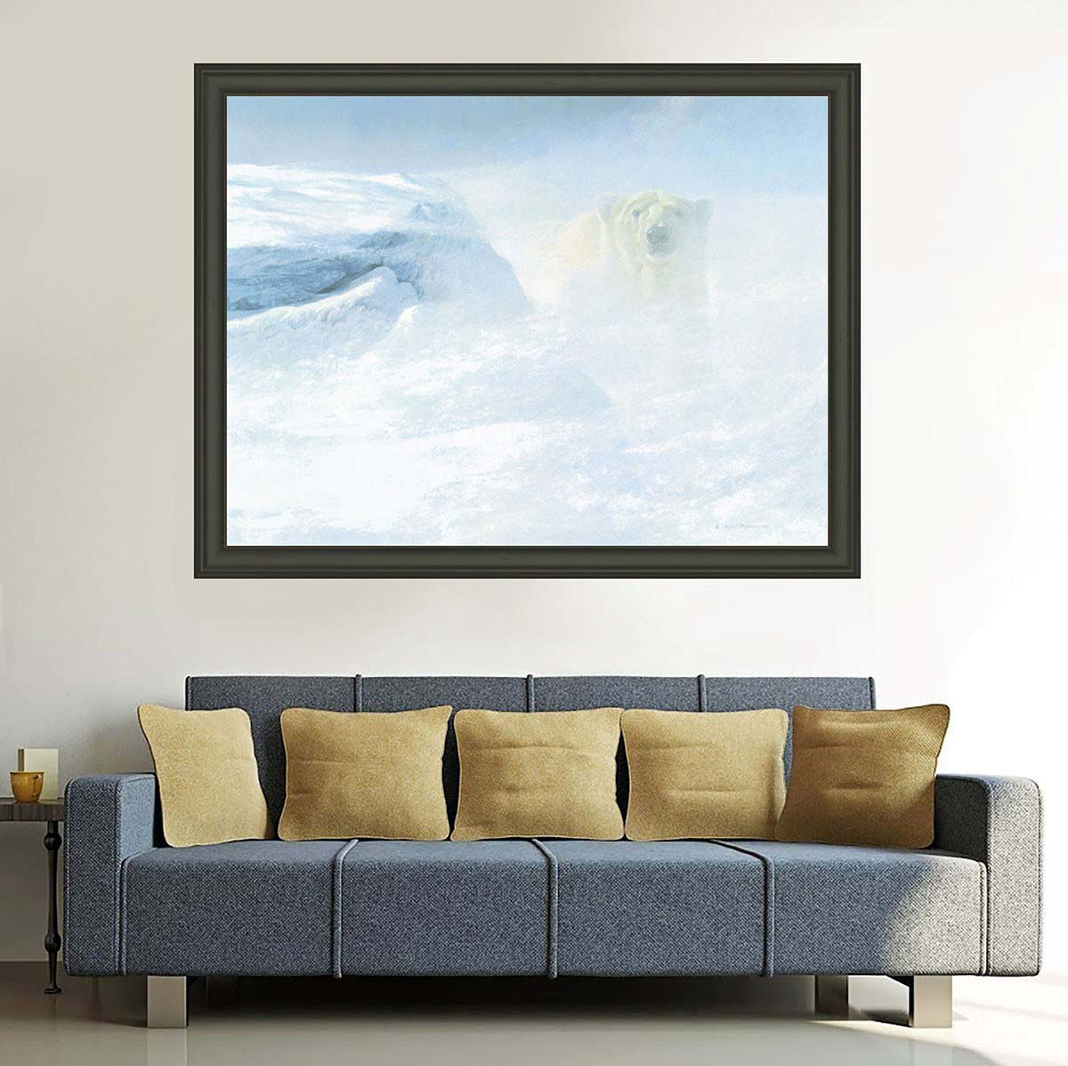 White Encounter - Polar Bear - Anniversary Edition - Robert Bateman