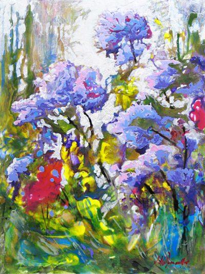 Wild Blooms 14 - Audrey Pfannmuller