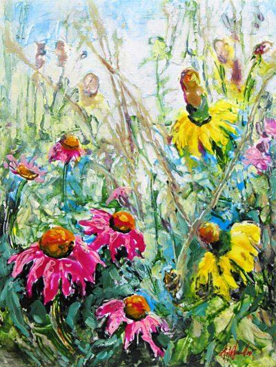 Wild Blooms 7 - Audrey Pfannmuller
