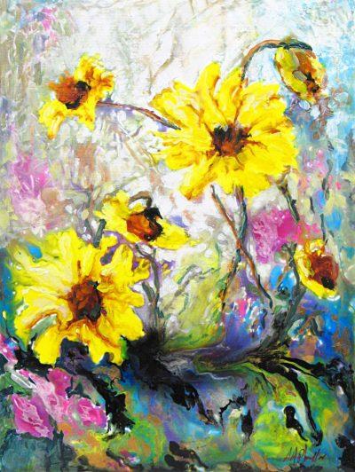 Wild Blooms 8 - Audrey Pfannmuller