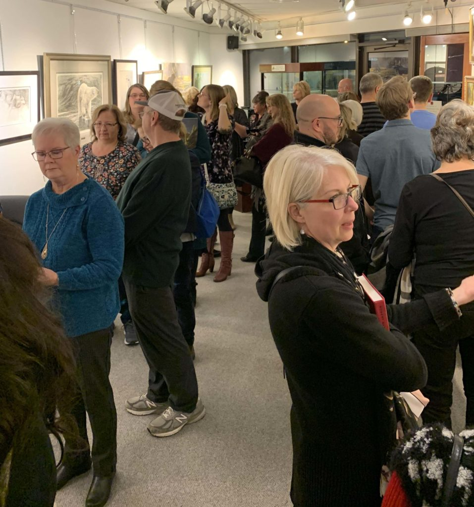 Wild North Donation from Picture This - Robert Bateman Event 2019 - Art Show and Signing
