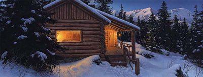 Wilderness Welcome - Stphen Lyman