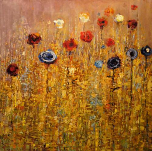 Wildflowers 1 Fiona Hoop