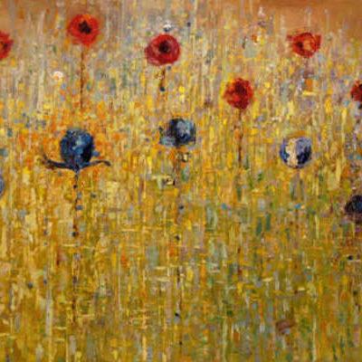 Wildflowers 2 Fiona Hoop