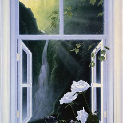 Window of Springtime - Rod Tribiger