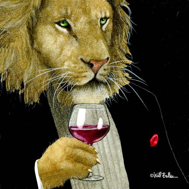 Wine King - Will Bullas