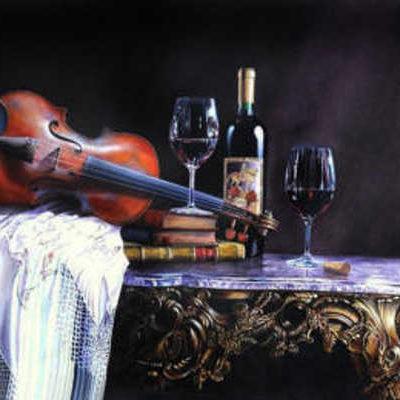 Wine And Song John Zacharias