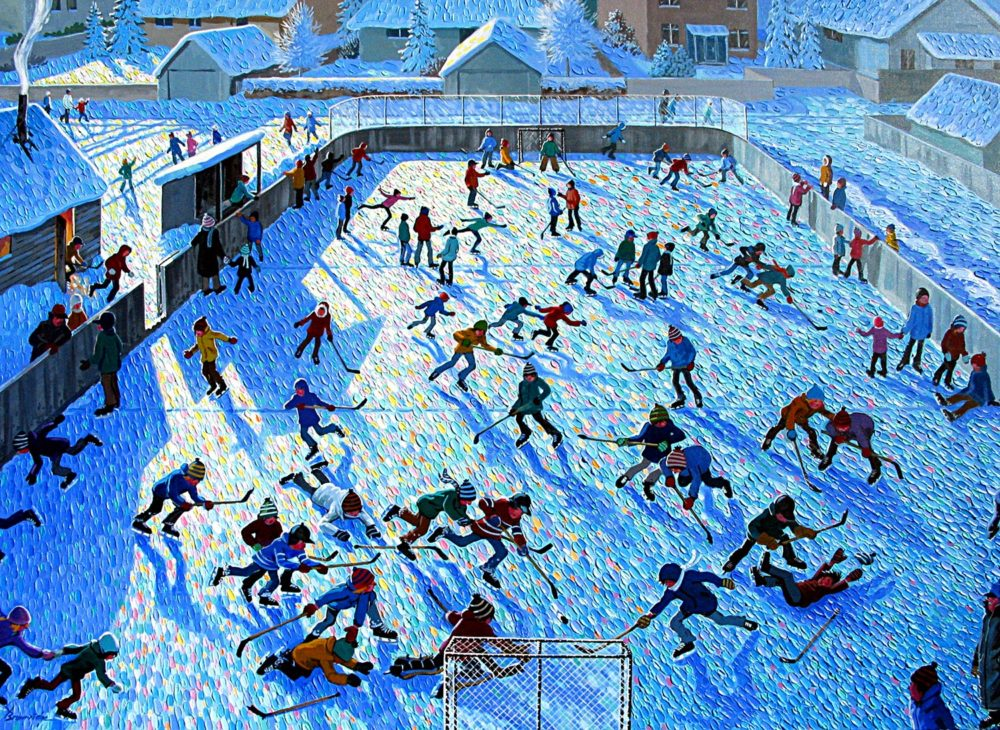 Winter Arena - Bill Brownridge