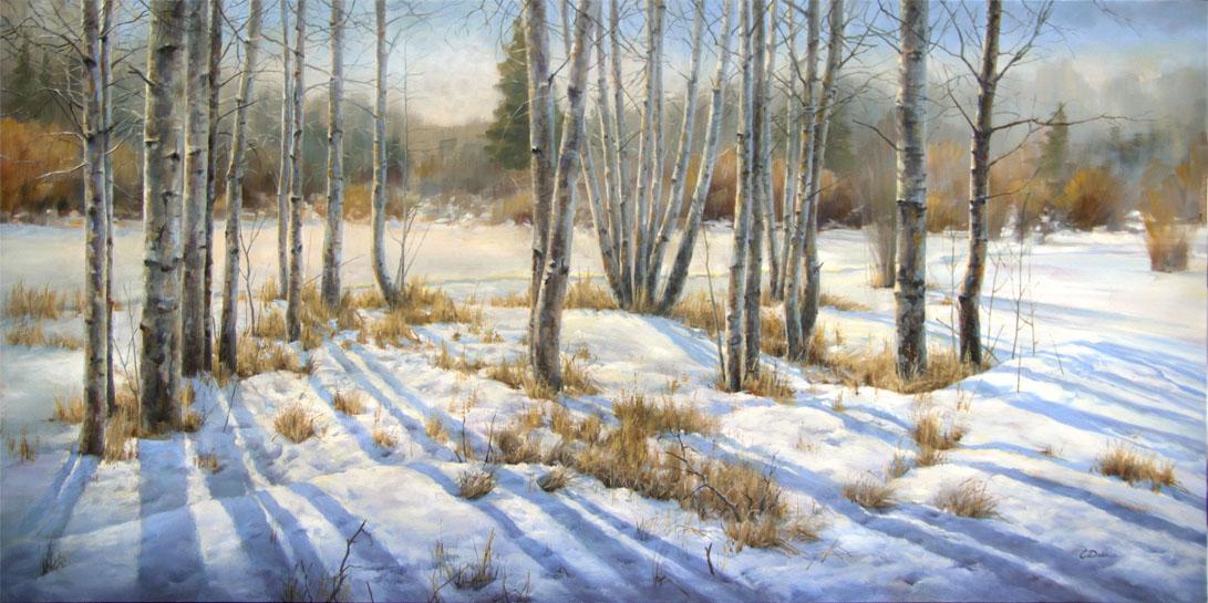 Winter Aspen - Charity Dakin