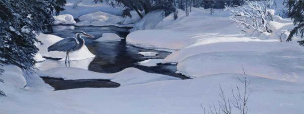 Winter Blue Terry Isaac
