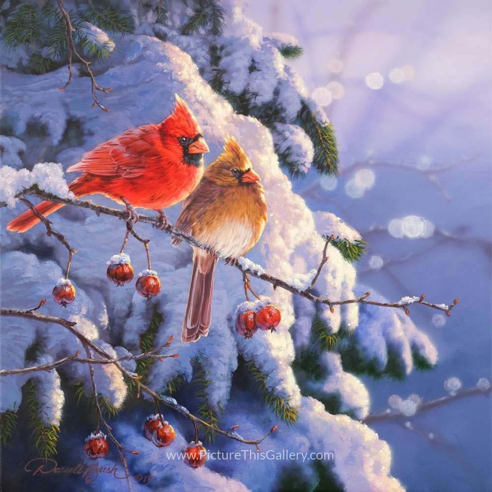 Winter Gift II - Darrell Bush