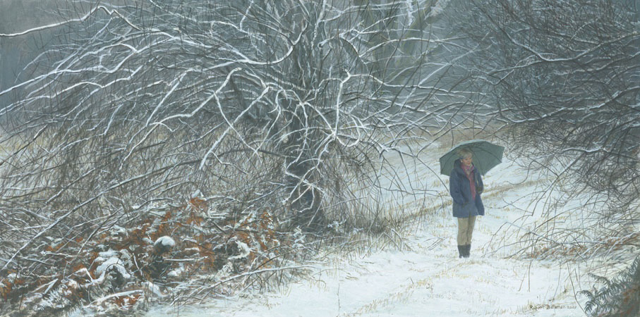 Winter Walk – Robert Bateman
