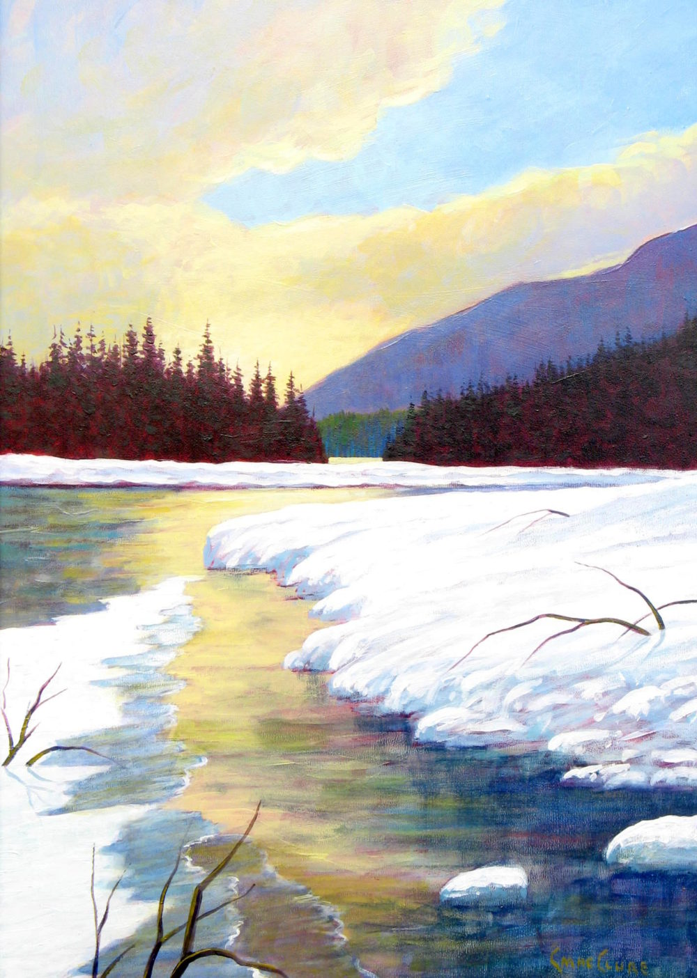 Winter Wonderland Chris MacClure