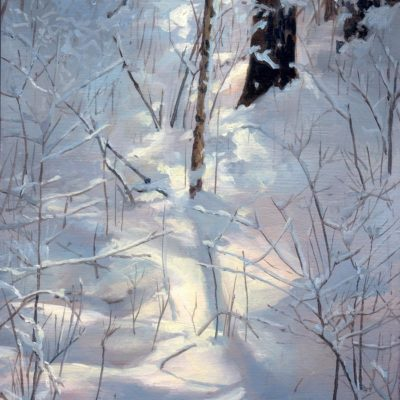 Winter Woods Study I - Charity Dakin
