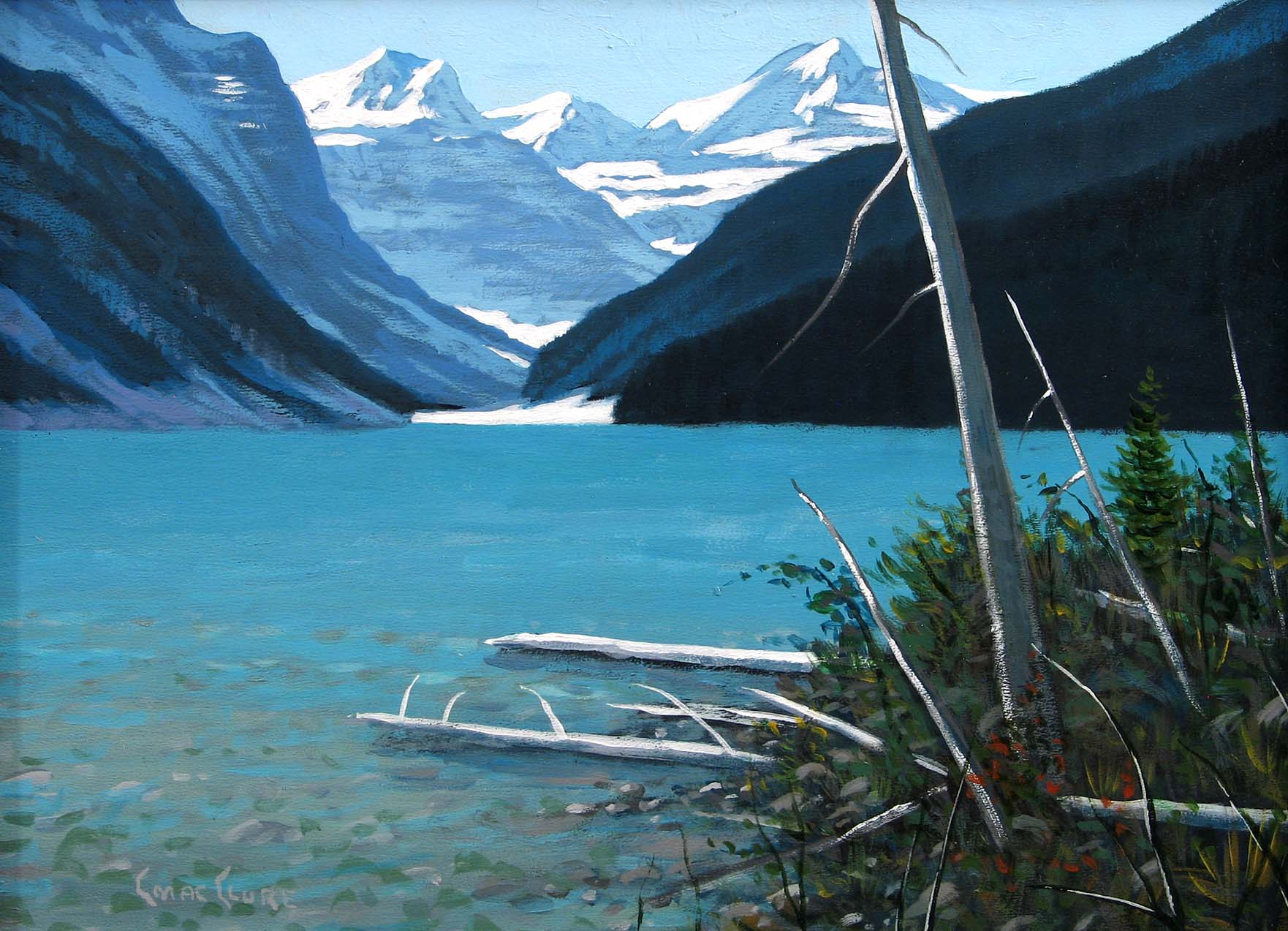 Wintergreen - Chris MacClure