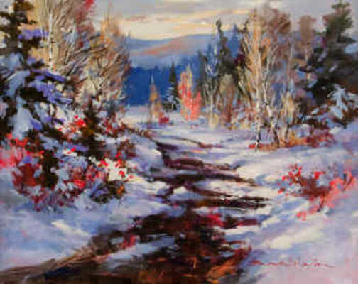 Winterlude Brent Heighton