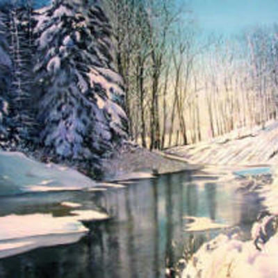 Winter's Beauty John Zacharias