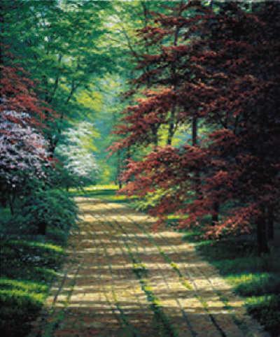 Woodland Light Charles White